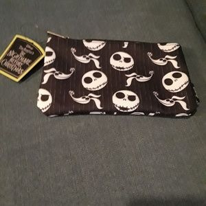 Disney NBC Jack Skeleton Makeup Bag